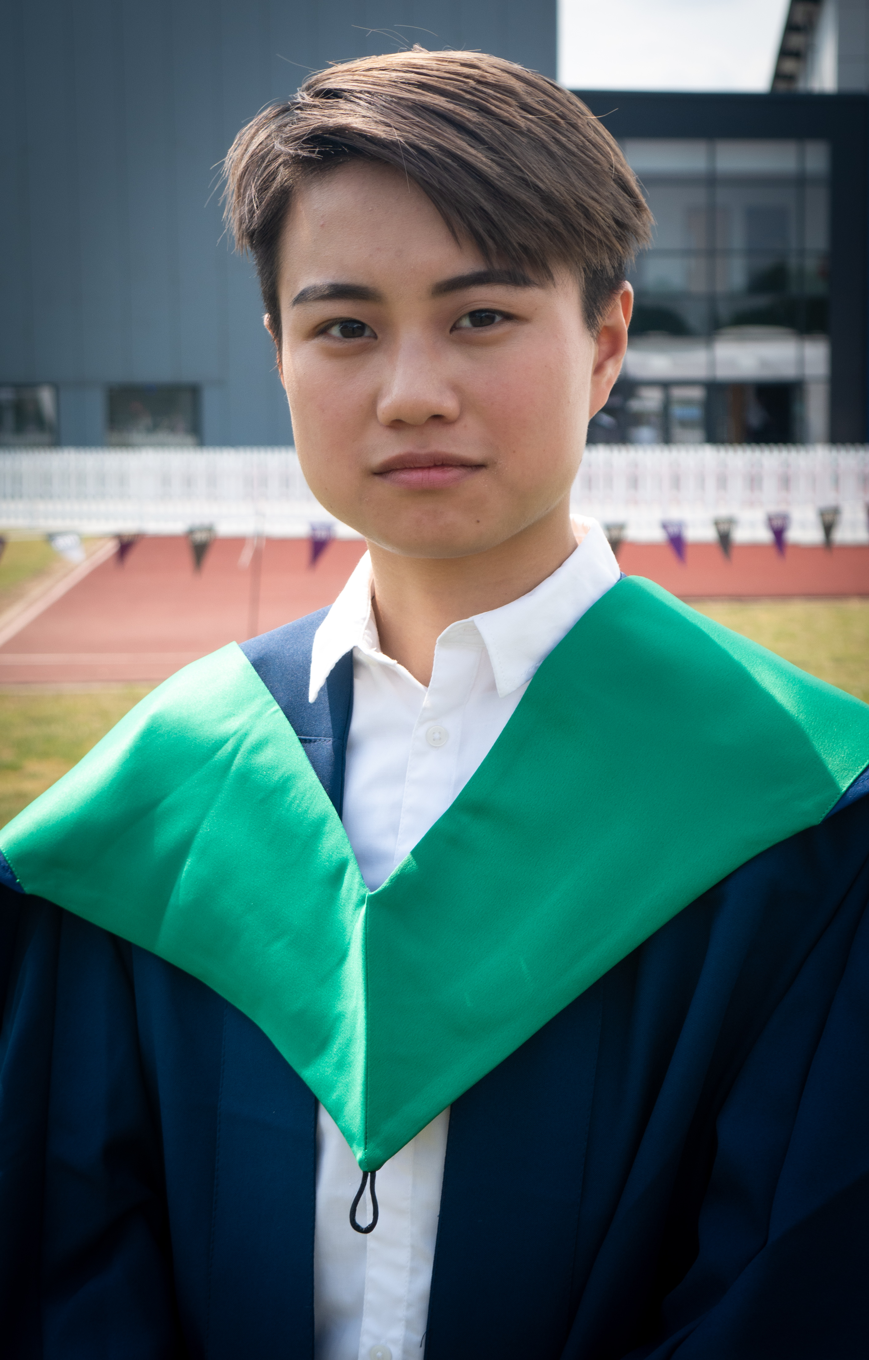 Photo of student Yanping Fan