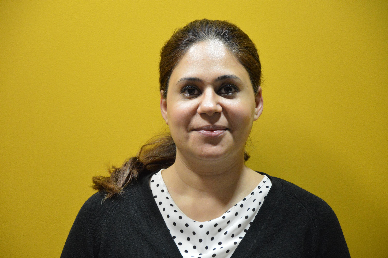 Image of INTO London teacher, Sadaf