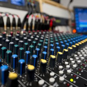 Media control desk