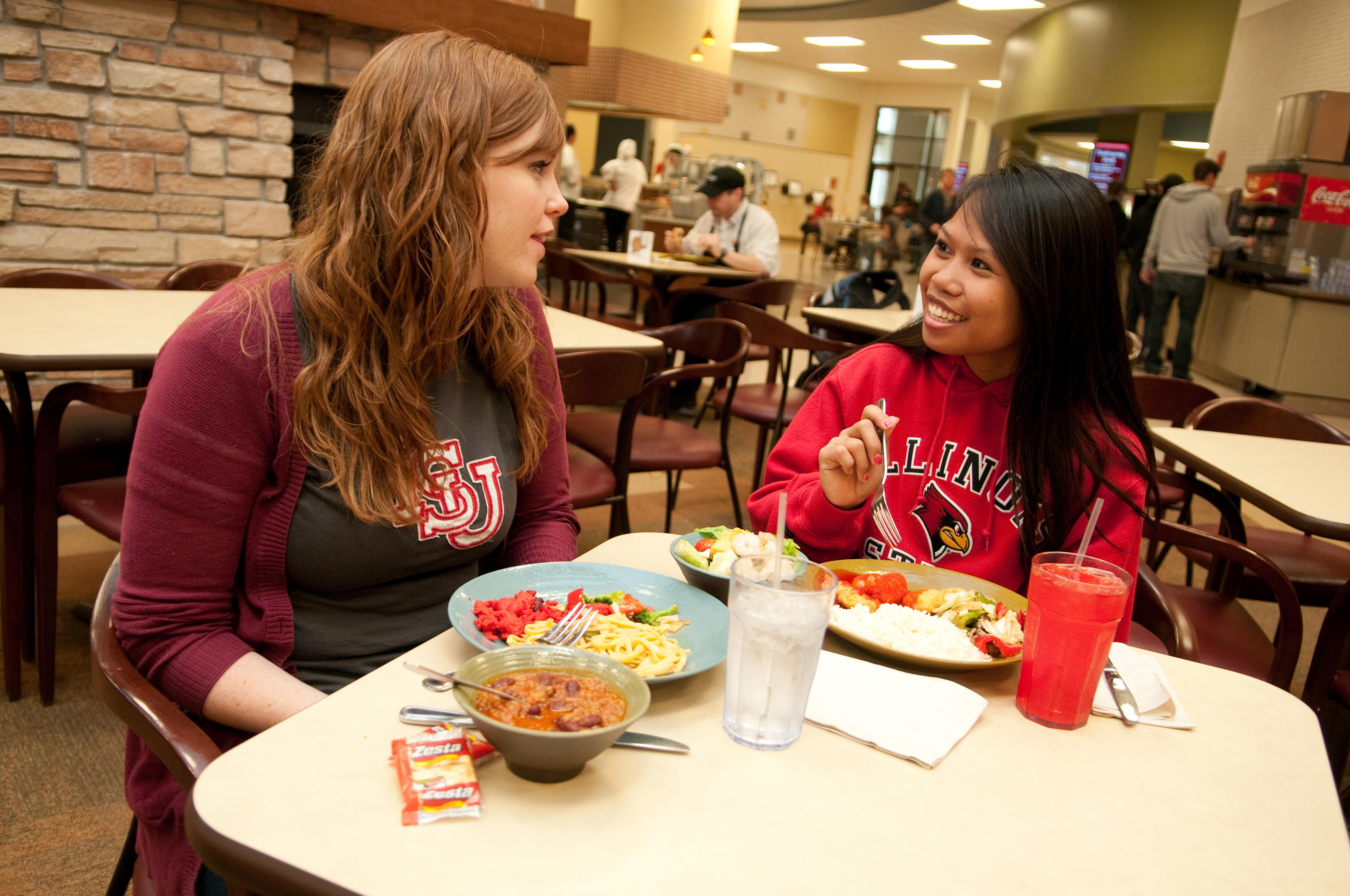 Watterson Dining Hall @ Illinois State University