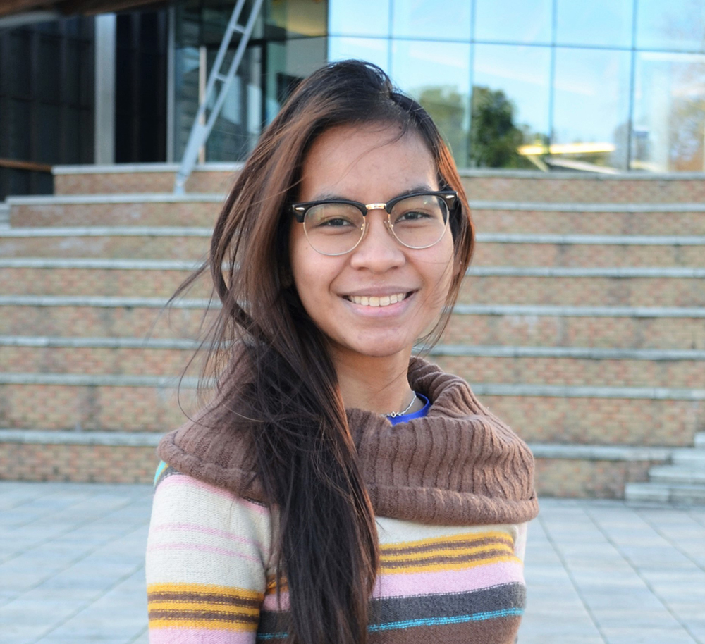 Fransisca - Student, INTO University of Exeter