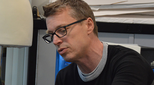 Image of INTO London teacher, Philip