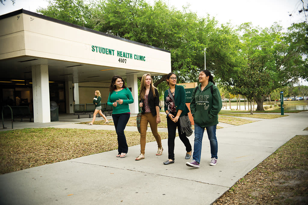 Student Health Clinic USF