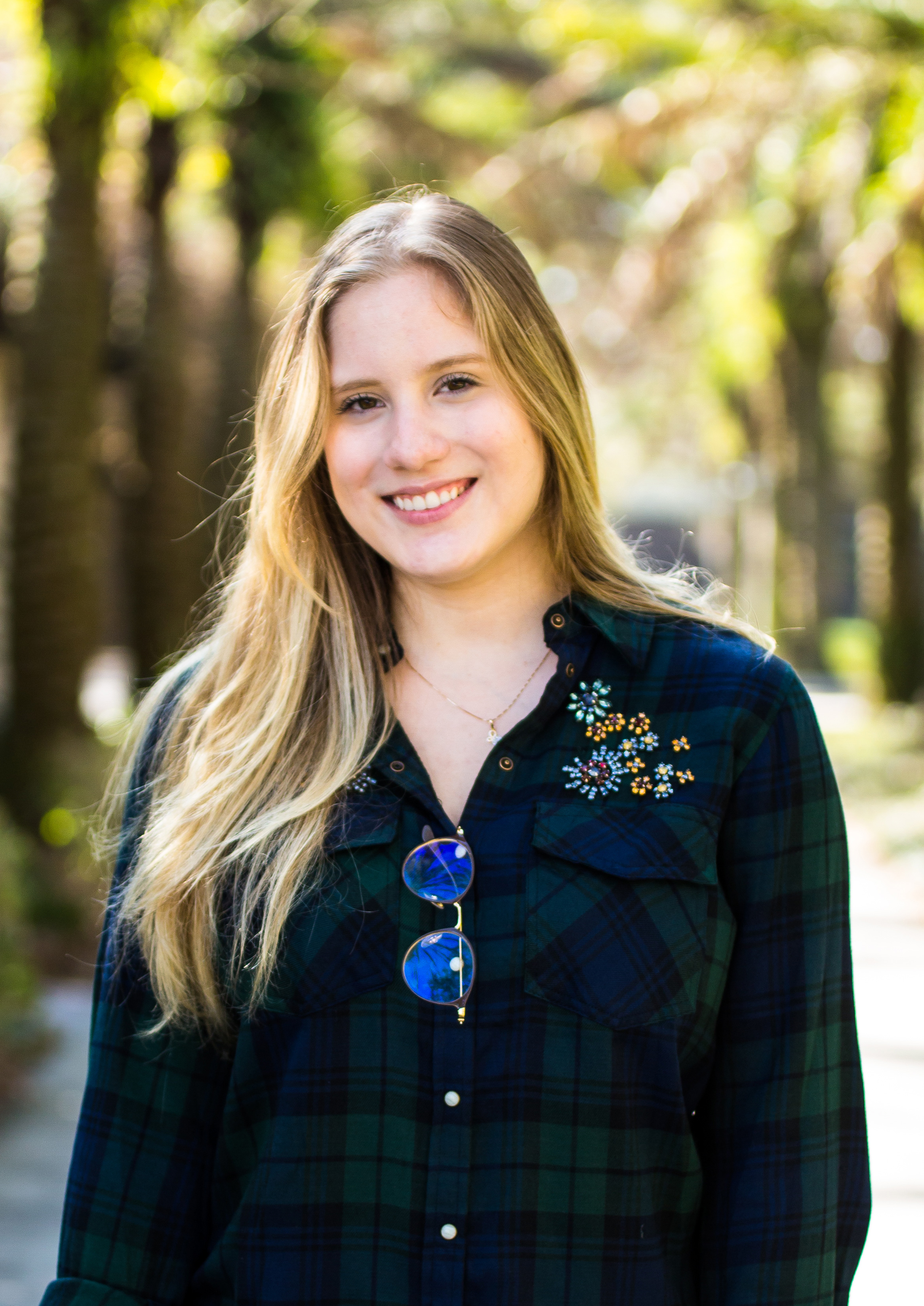 Maria, USF student