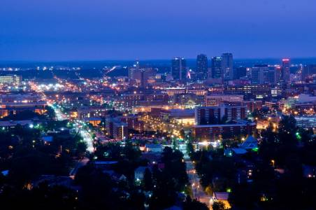 Birmingham and The University of Alabama at Birmingham