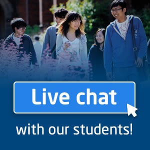 Live chat with our students!