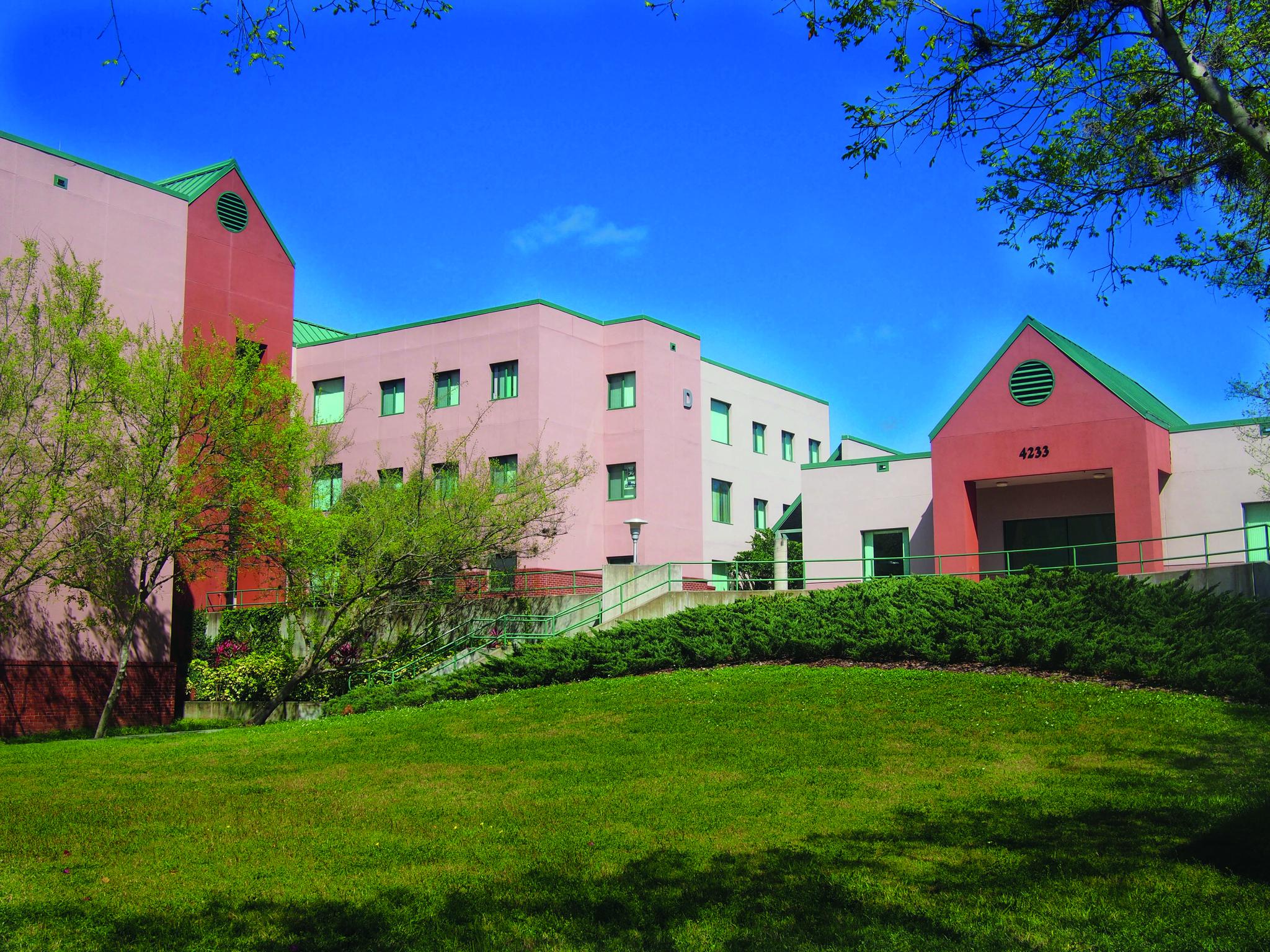Holly apartments at University of South Florida