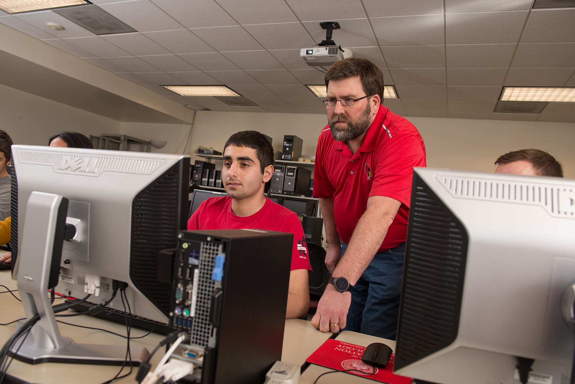 Illinois State International Year One Computer Science