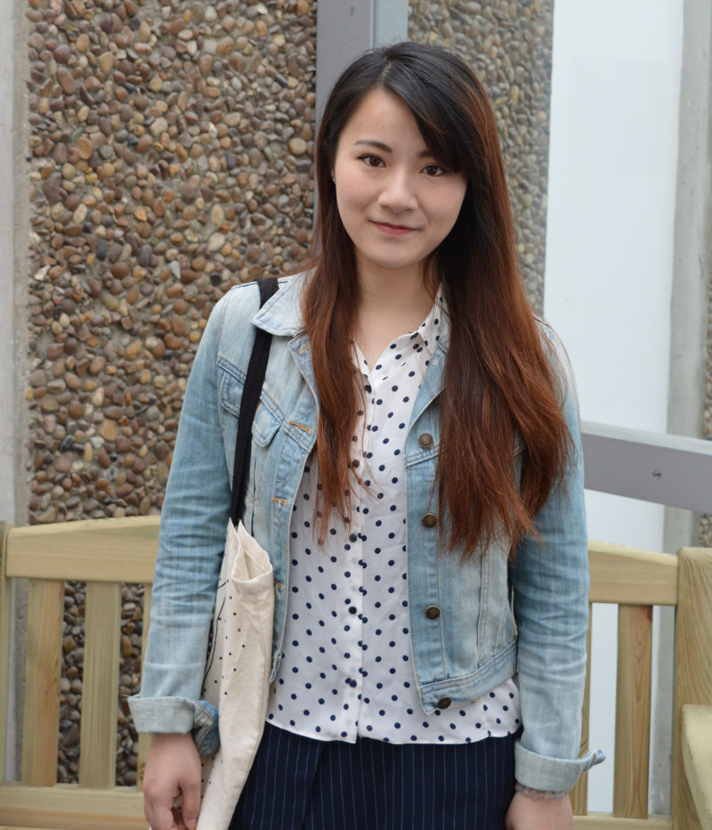 Image of INTO GCU student Liwen