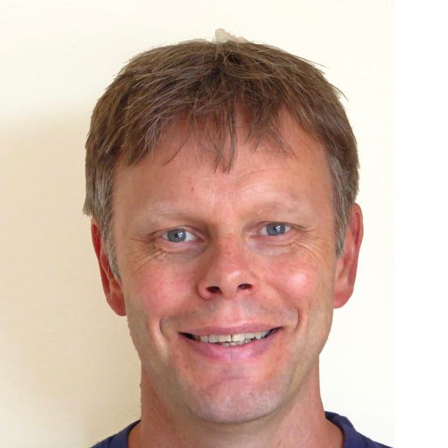 Image of INTO UEA teacher, Chris
