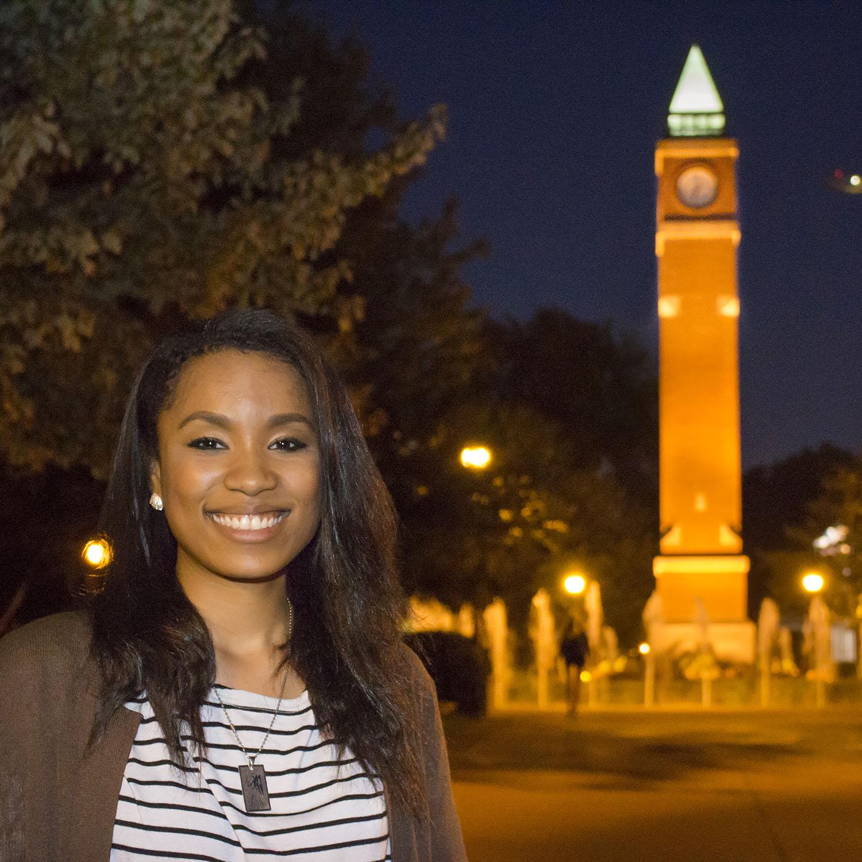 Esther Chinwuko testimonial at Saint Louis University