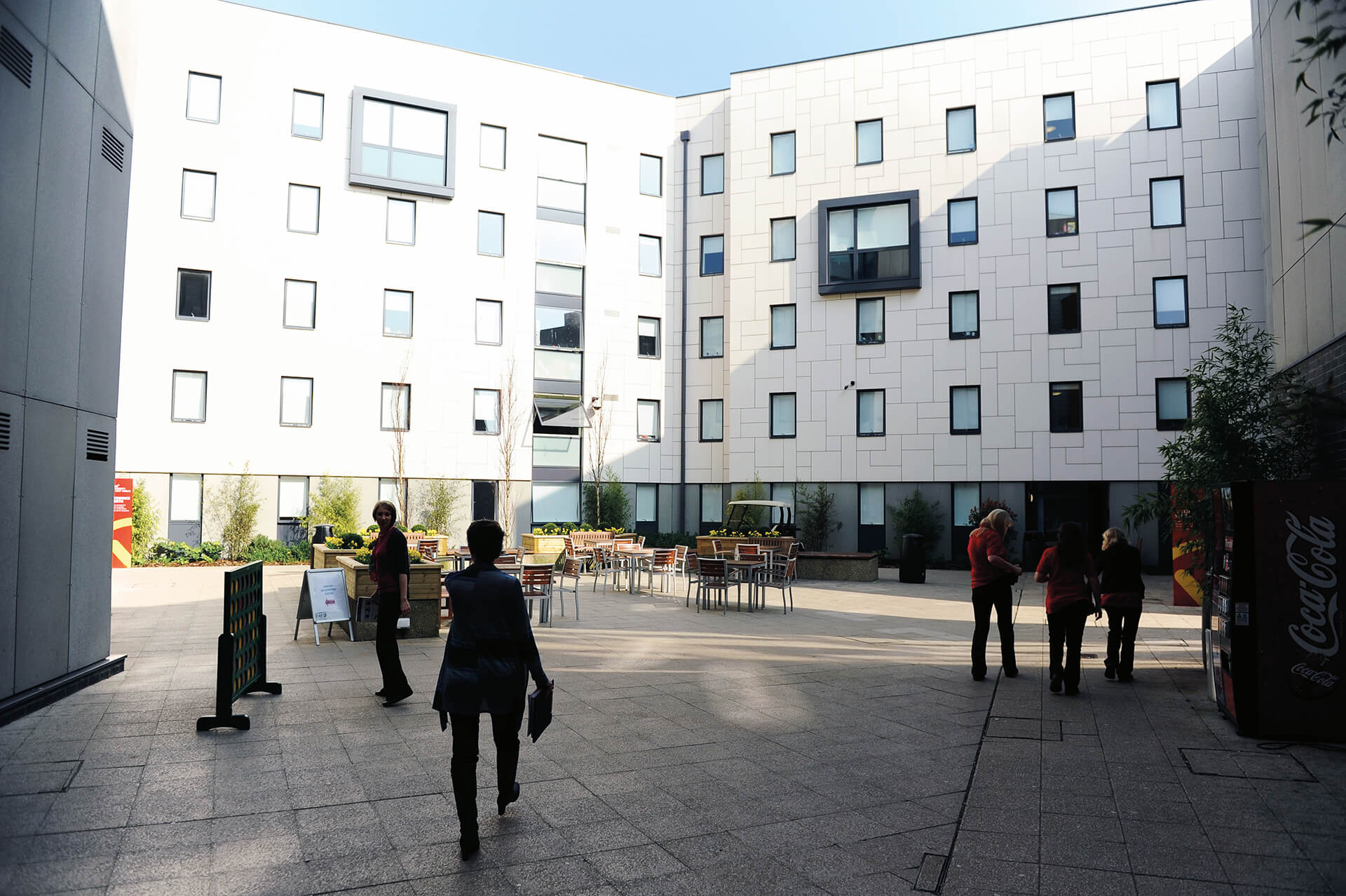 Purpose-built INTO UEA student residences