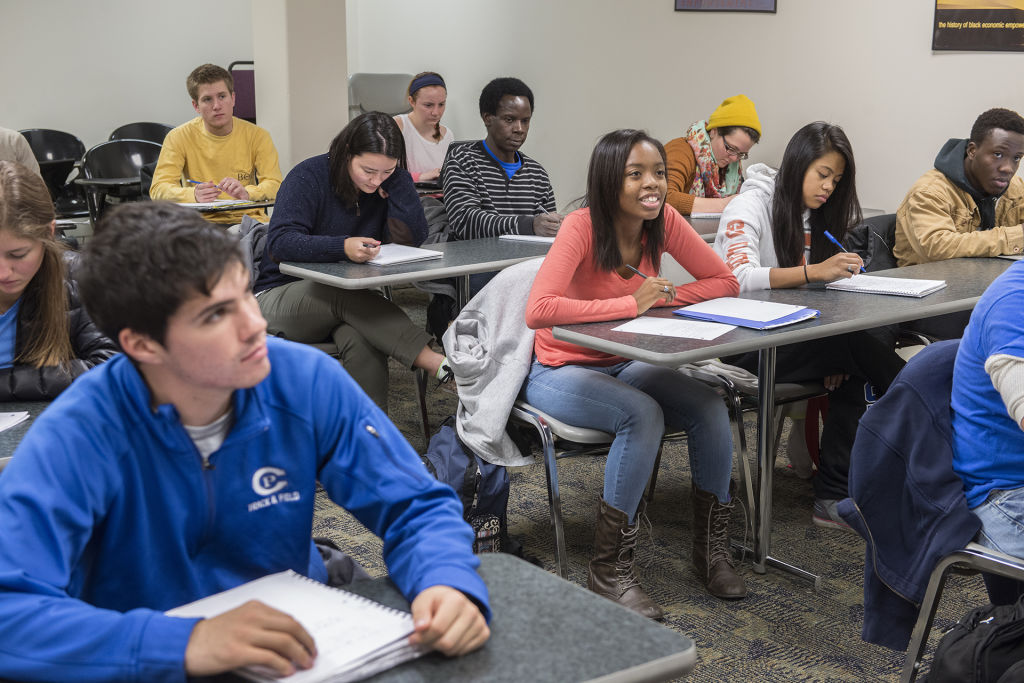 Extra English practice helps students excel in class