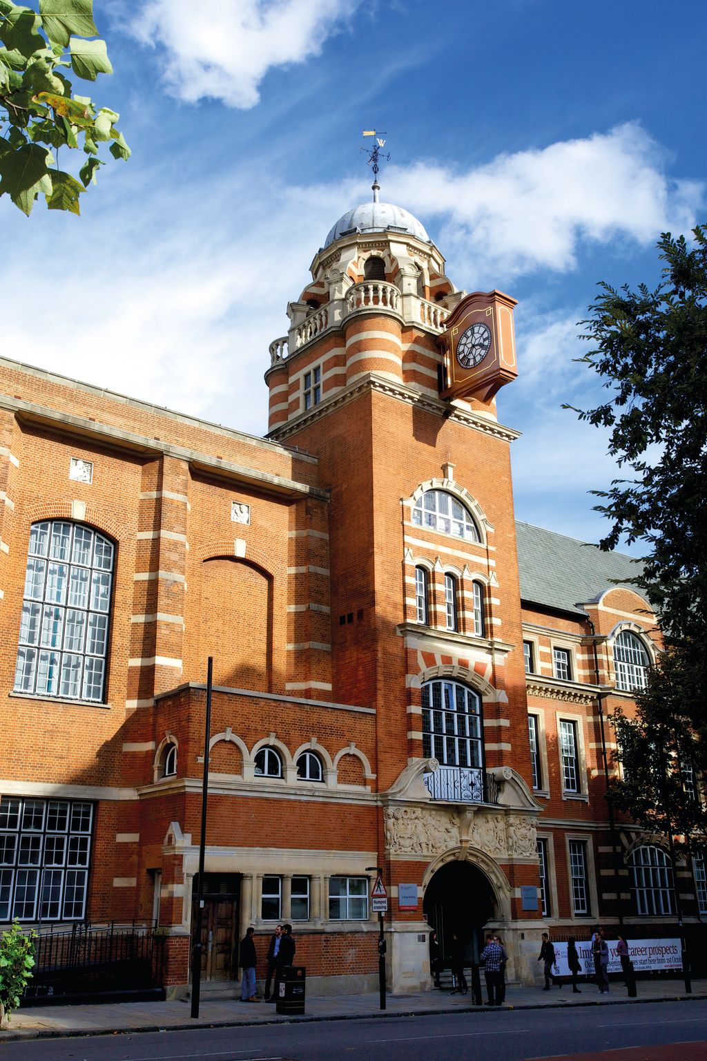 College Building at City, University of London
