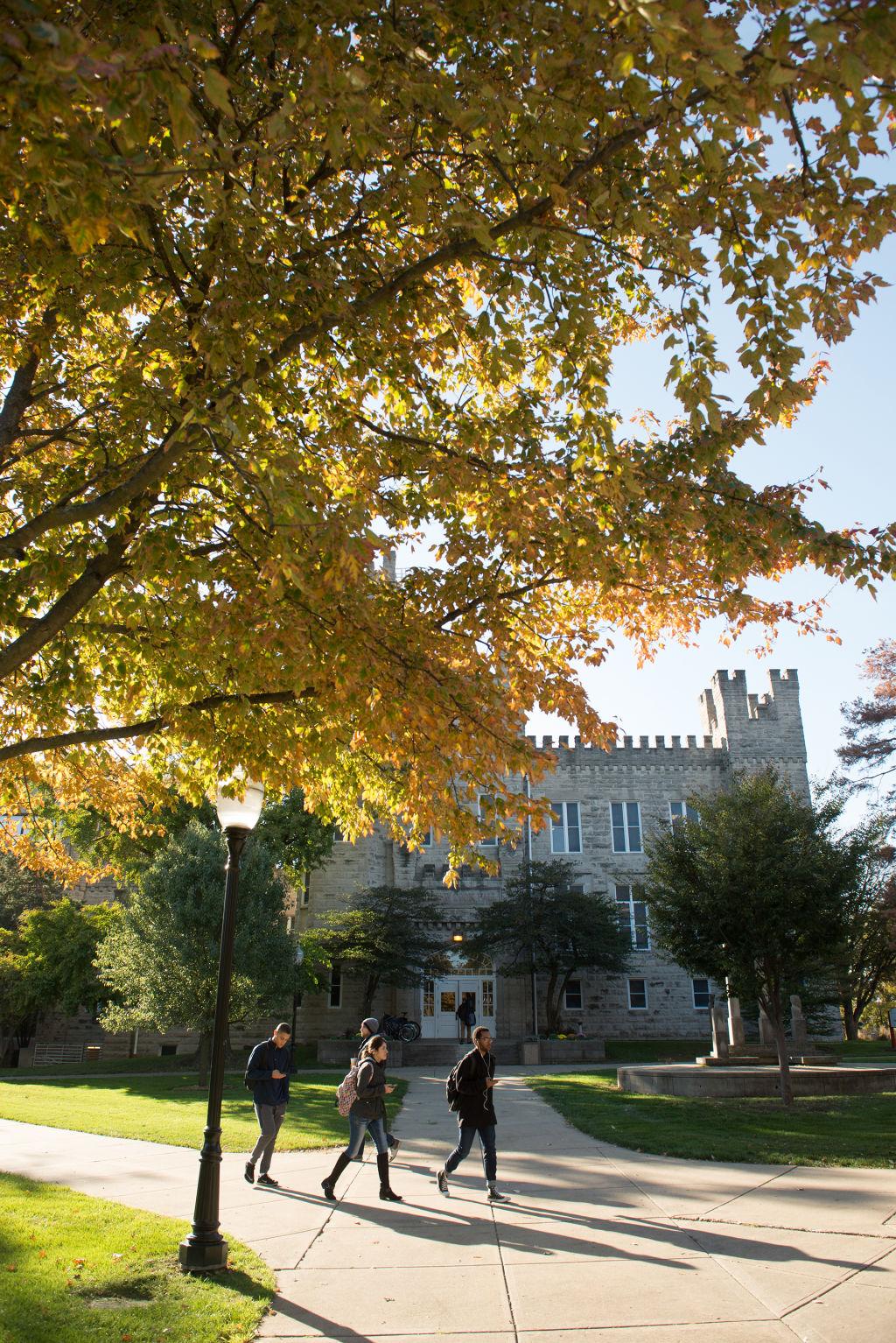 Campus Building @ Illinois State University