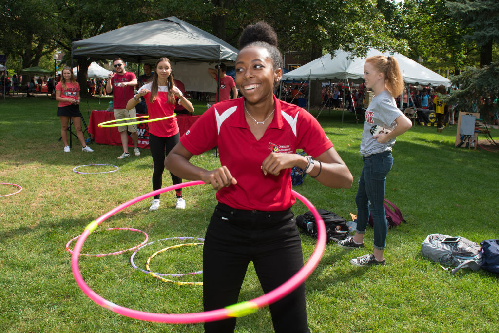 The annual ISU Fest is a day of fun and activities