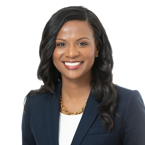 Dr. Dominique Outlaw, Associate Professor at Hofstra