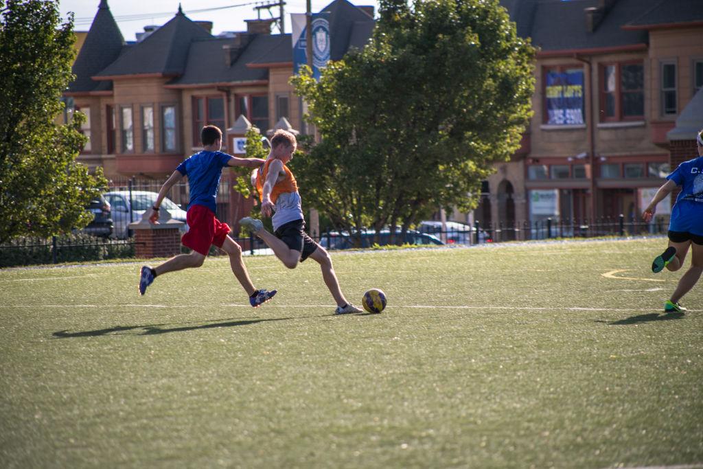 SLU Students Soccer