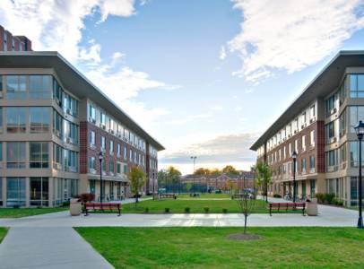 Marshall University First Year Residence Halls
