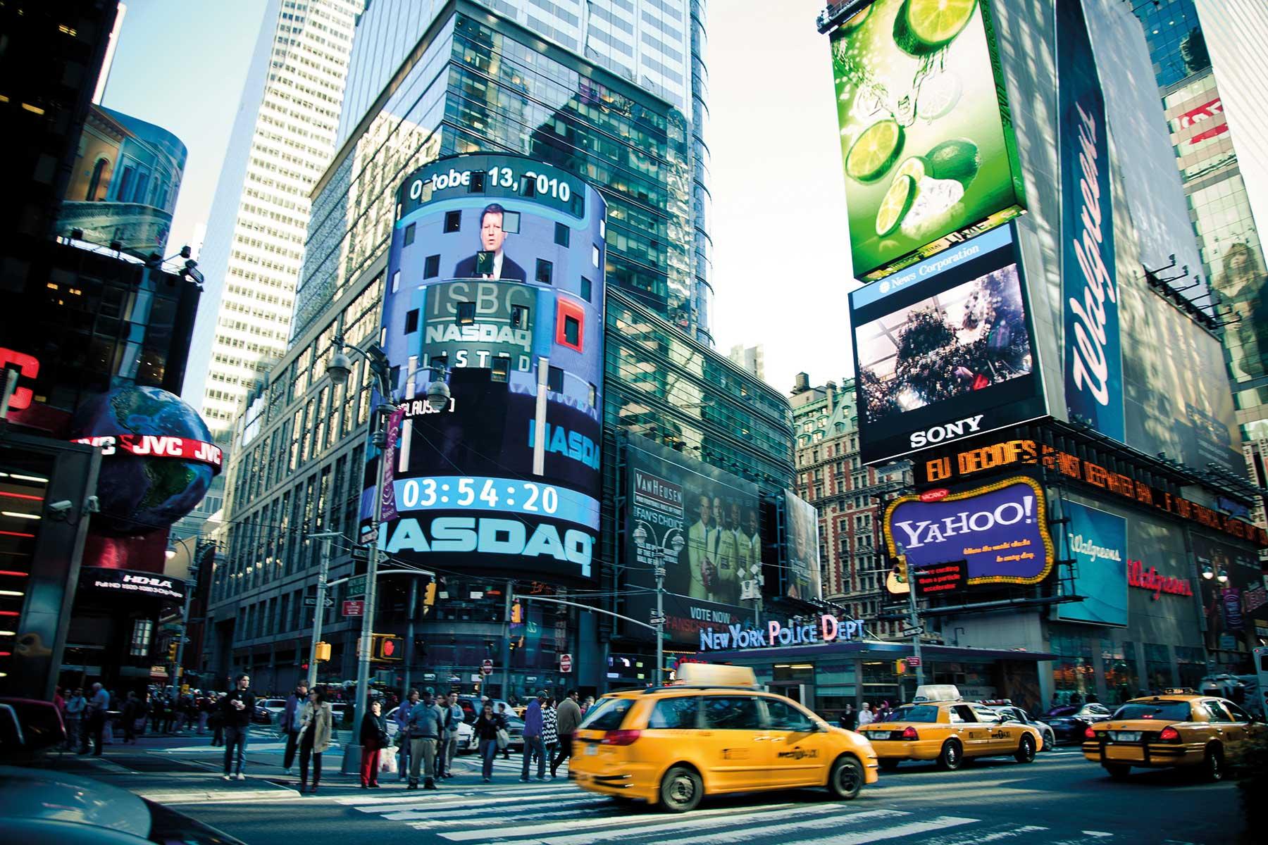 Drew Times Square