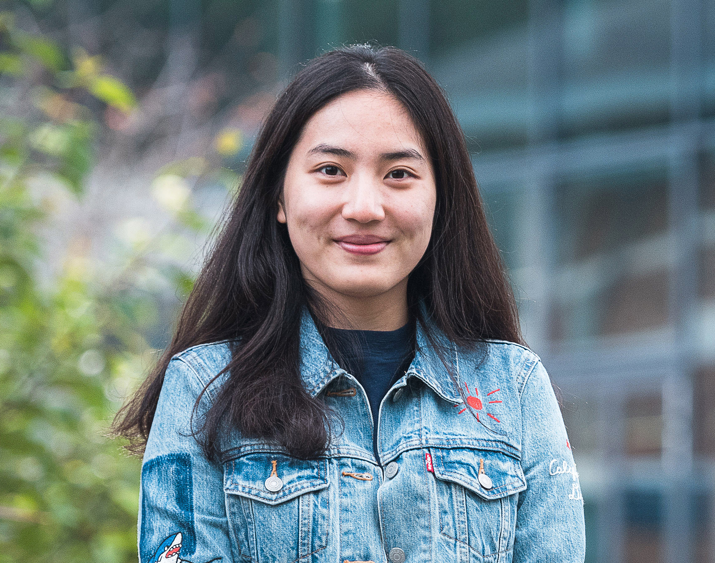 INTO Exeter student Khin
