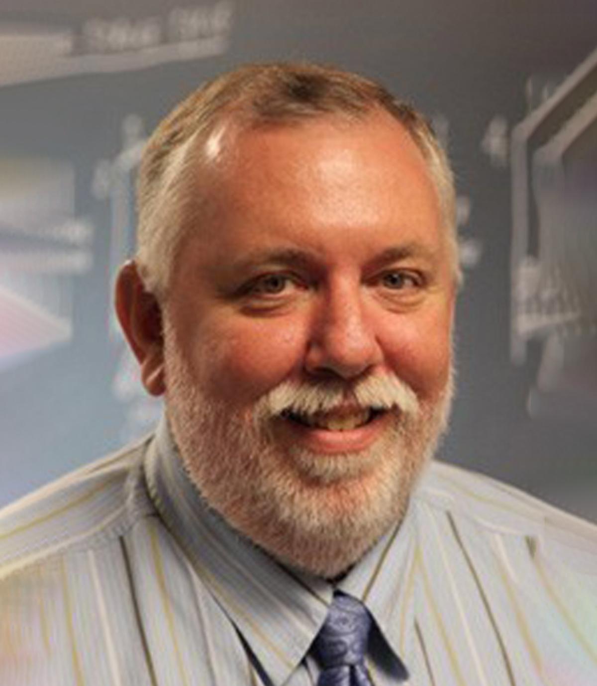 Stephen G. Magoc, Professor, Department of Aviation Science, at SLU