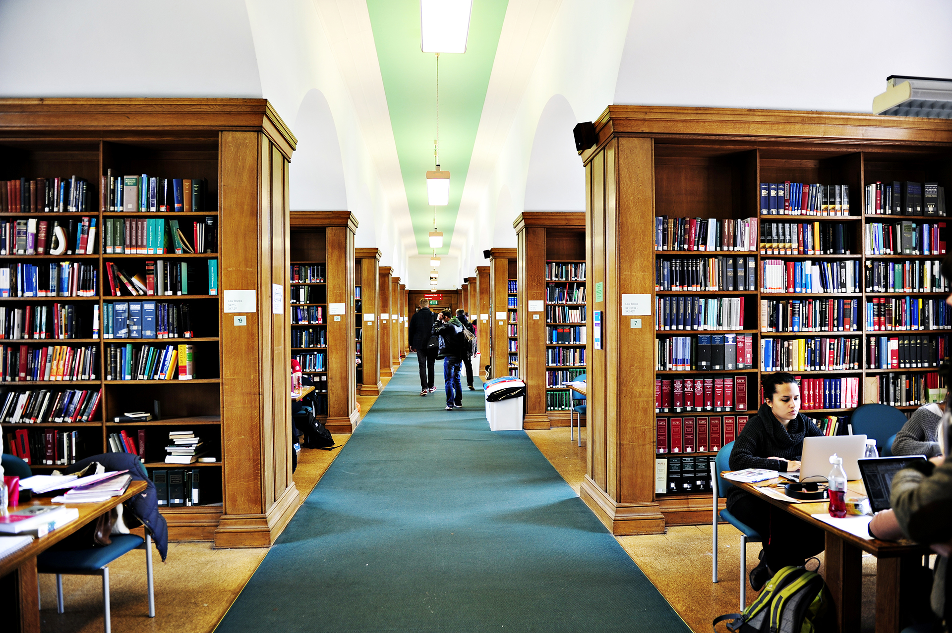 The John Rylands library at The University of Manchester