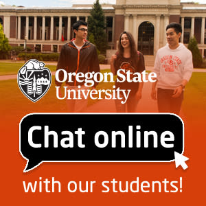 Chat with OSU students