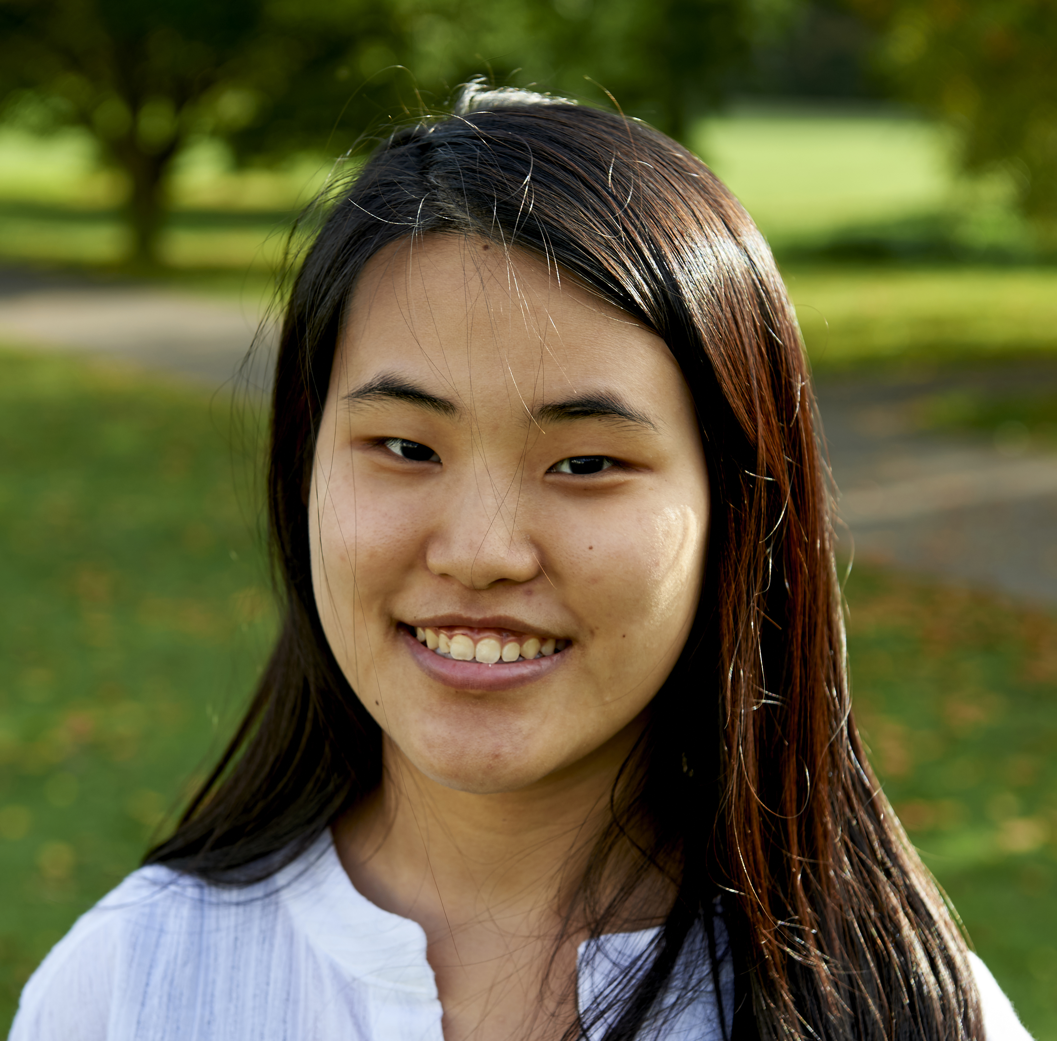 INTO UEA student Gina, from South Korea