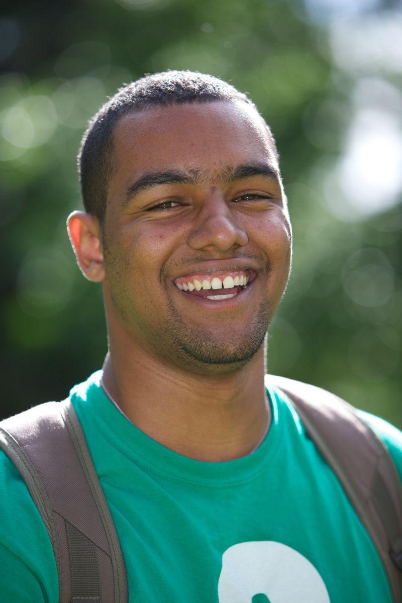 Caio César Ribeiro de Paula student testimonial at INTO CSU