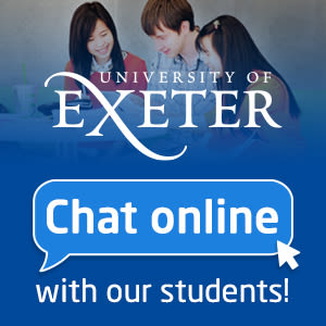 Chat online with our students!