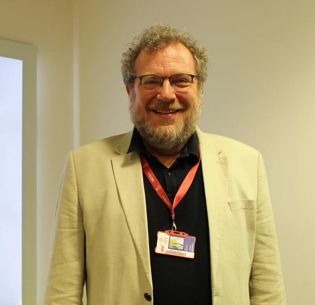 Image of INTO City teacher, John