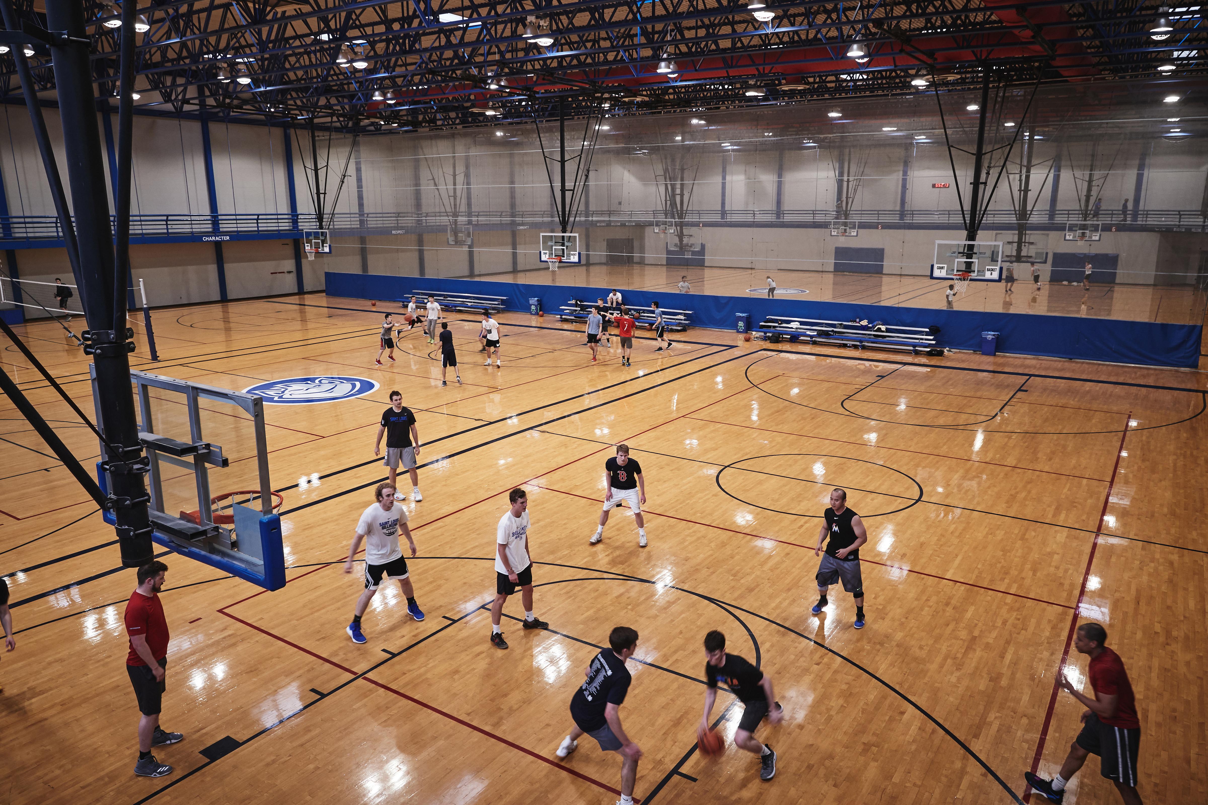 SLU Simon Recreation Center