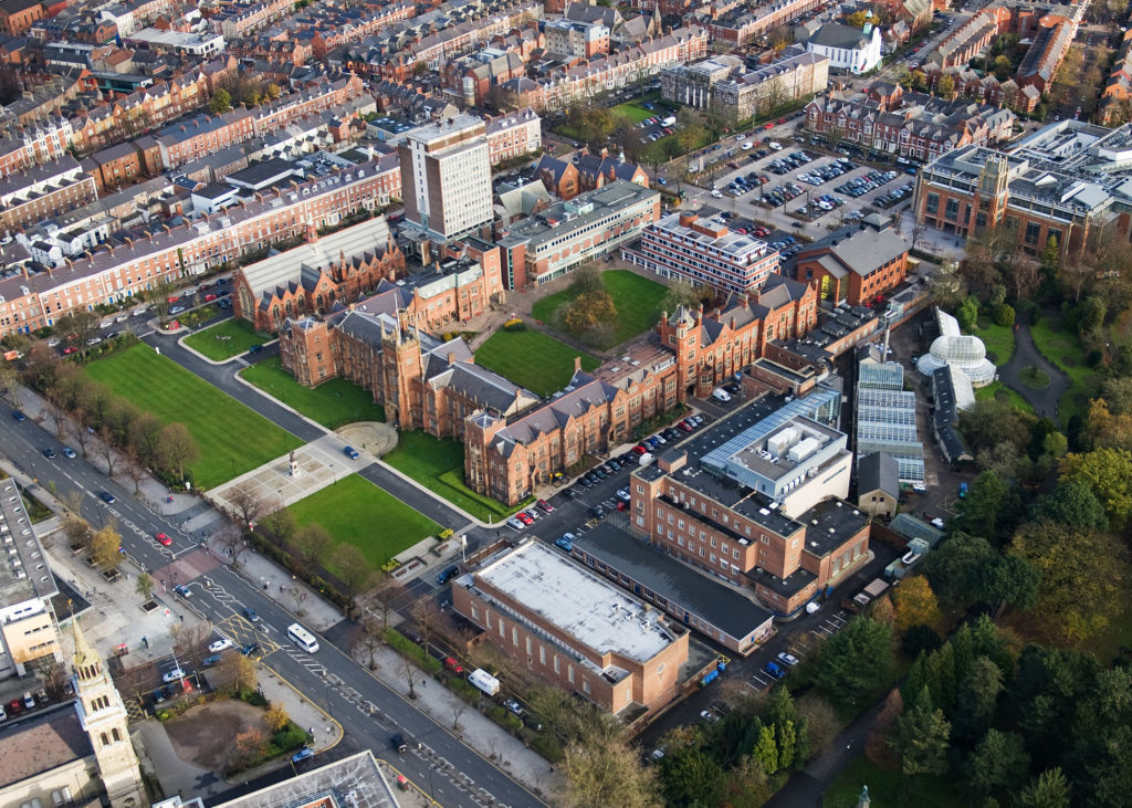 Queen's University Belfast campus
