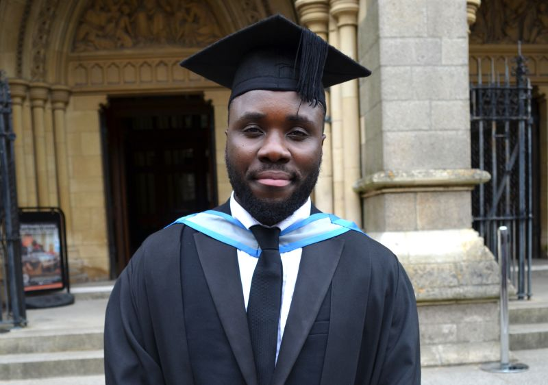Image of INTO University of Exeter student, Fausto