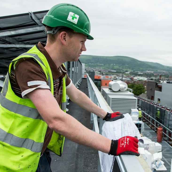 BEng (Hons) Civil Engineering at Queen's University Belfast