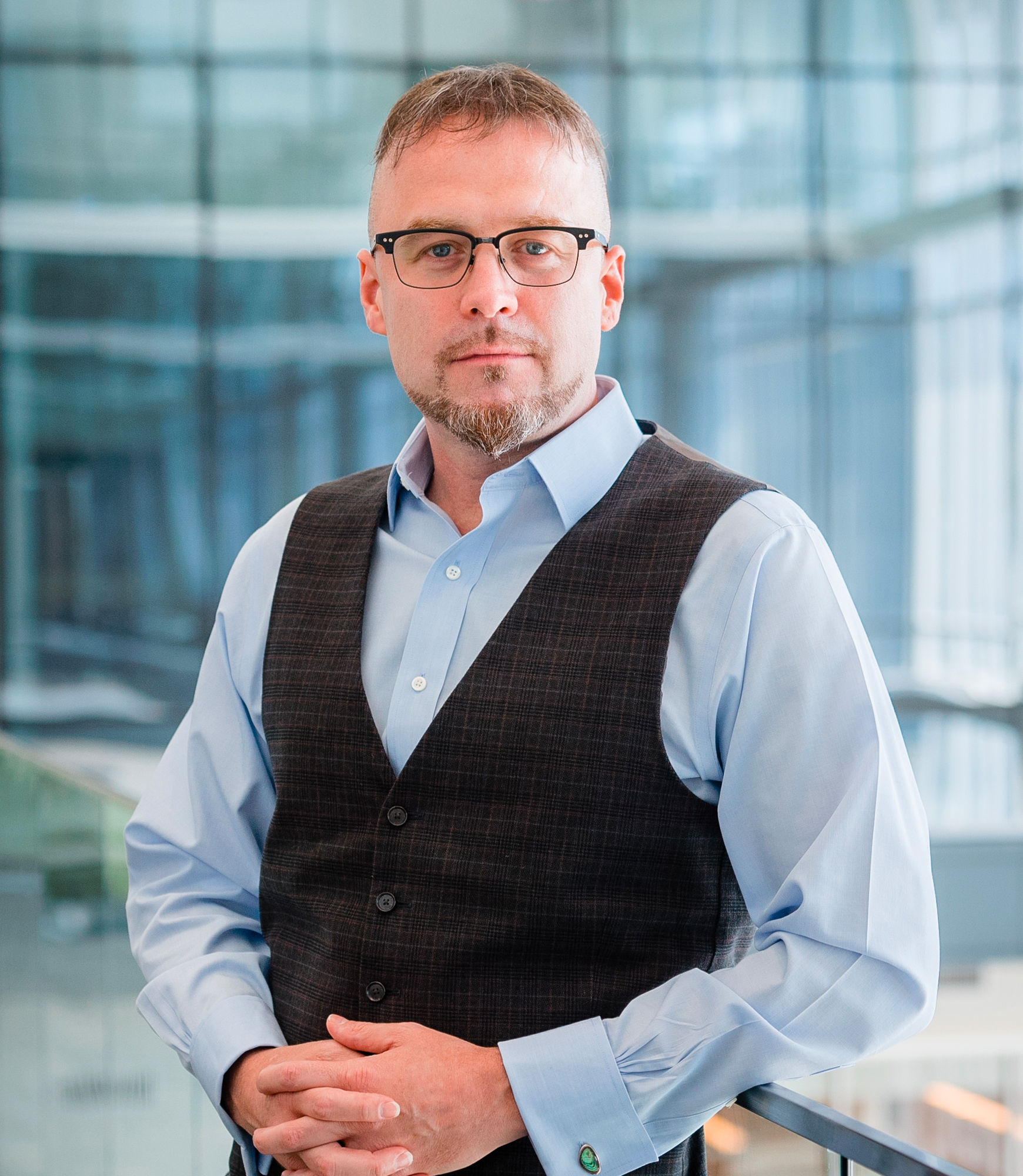 Patrick, Endowed Chair for Innovation and Entrepreneurship, at UAB
