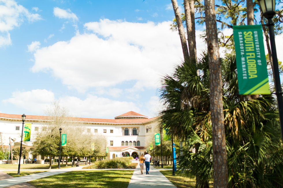 USF Sarasota-Manatee campus