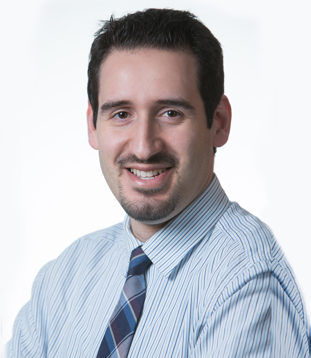 Professor Maz Nikoui-Tehrani, ESL Instructor, at Drew