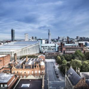 INTO曼彻斯特中心与曼彻斯特城市大学合作项目