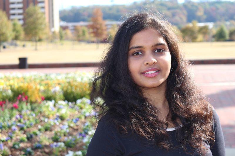 Veena Boppana student testimonial