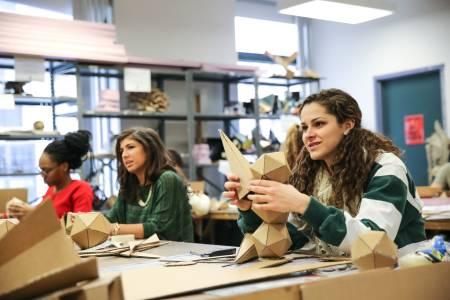 学生们可通过萨福克大学硕士预科课程学习法学、国际法和技术