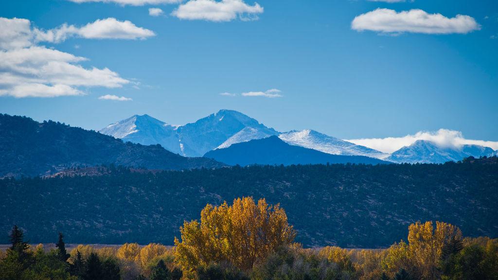 Rocky Mountains at CSU