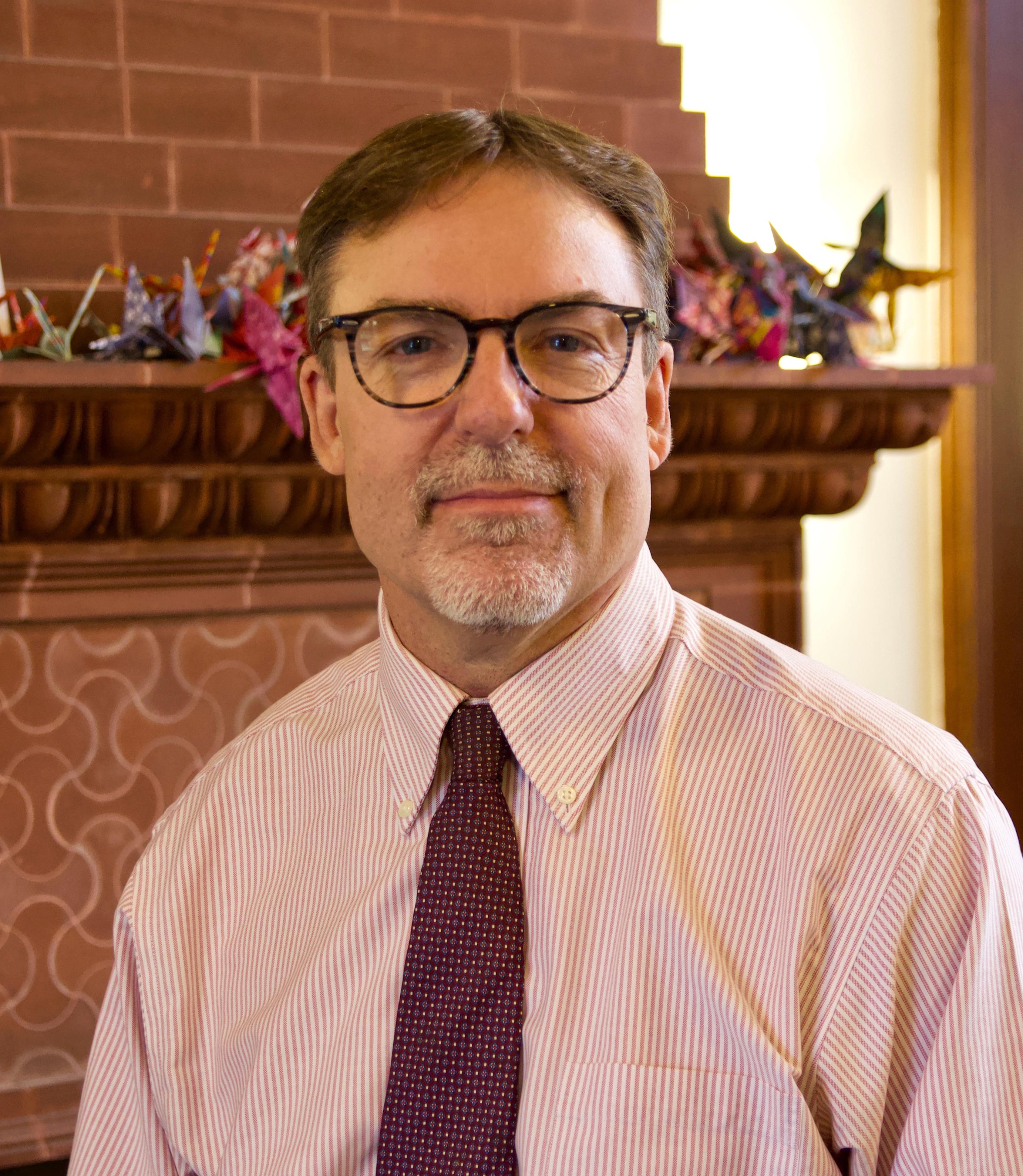 John Jordan, Academic Director, at Drew