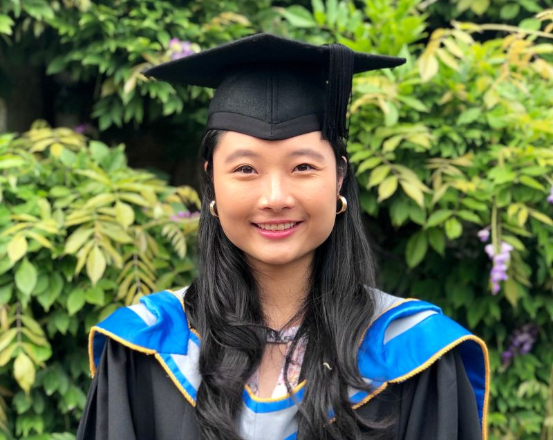 INTO Exeter student Yin Ling
