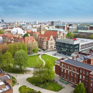 INTO曼彻斯特中心与曼彻斯特大学合作项目