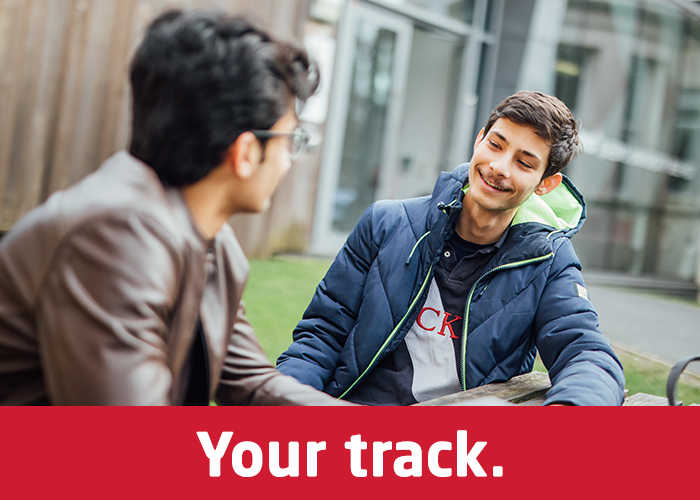 Your track.