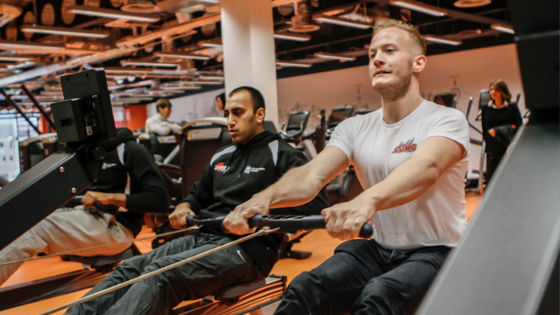 CitySport is the sports and fitness centre of City, University of London