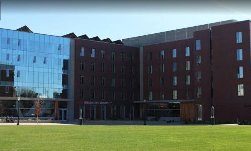 International Living Learning Center accommodation at Oregon State
