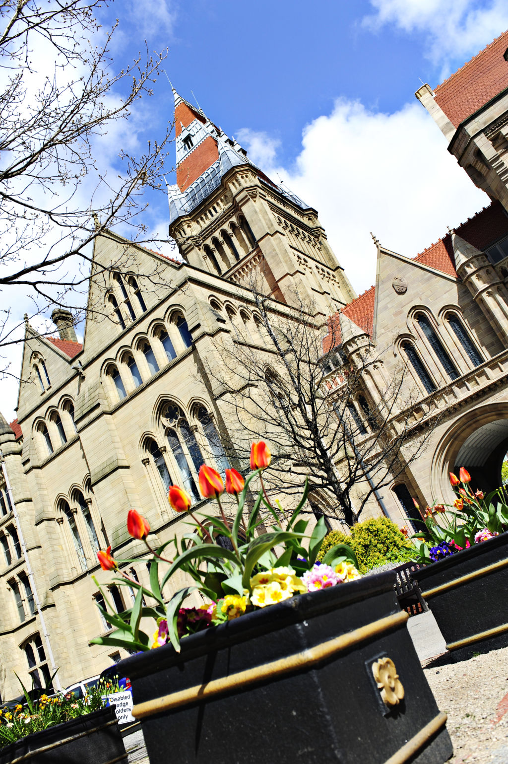 Whitworth Building at The University of Manchester